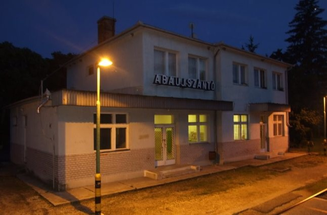 Abaujszanto, jeszcze nie w Budapeszcie, ale witamy na Węgrzech