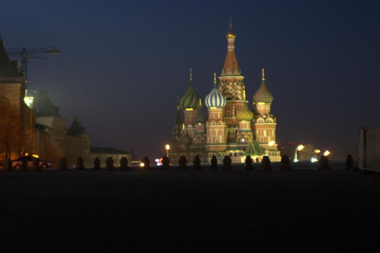 Pascha. Moskwa