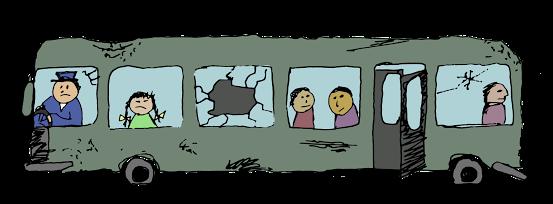 autobus dla Szubry